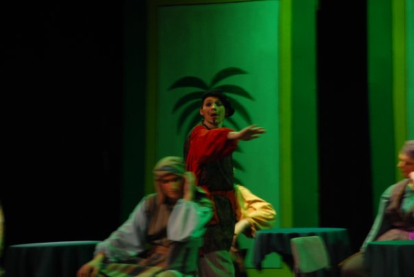 1357372777736 - Joseph and his Technicolour Dreamcoat