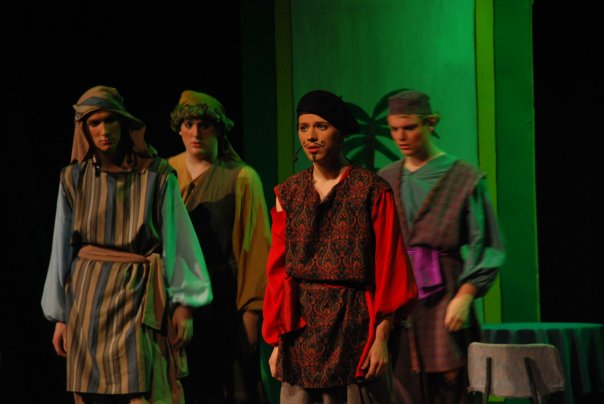 1357372817737 - Joseph and his Technicolour Dreamcoat