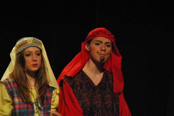 1357529381651 - Joseph and his Technicolour Dreamcoat