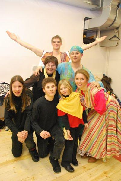 1358396443327 - Joseph and his Technicolour Dreamcoat