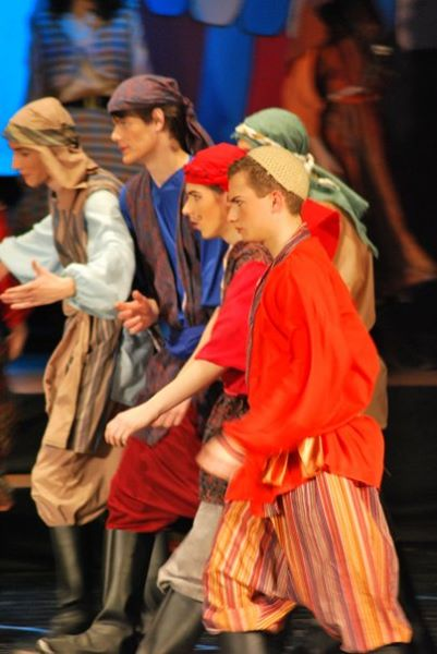 1365853549750 - Joseph and his Technicolour Dreamcoat