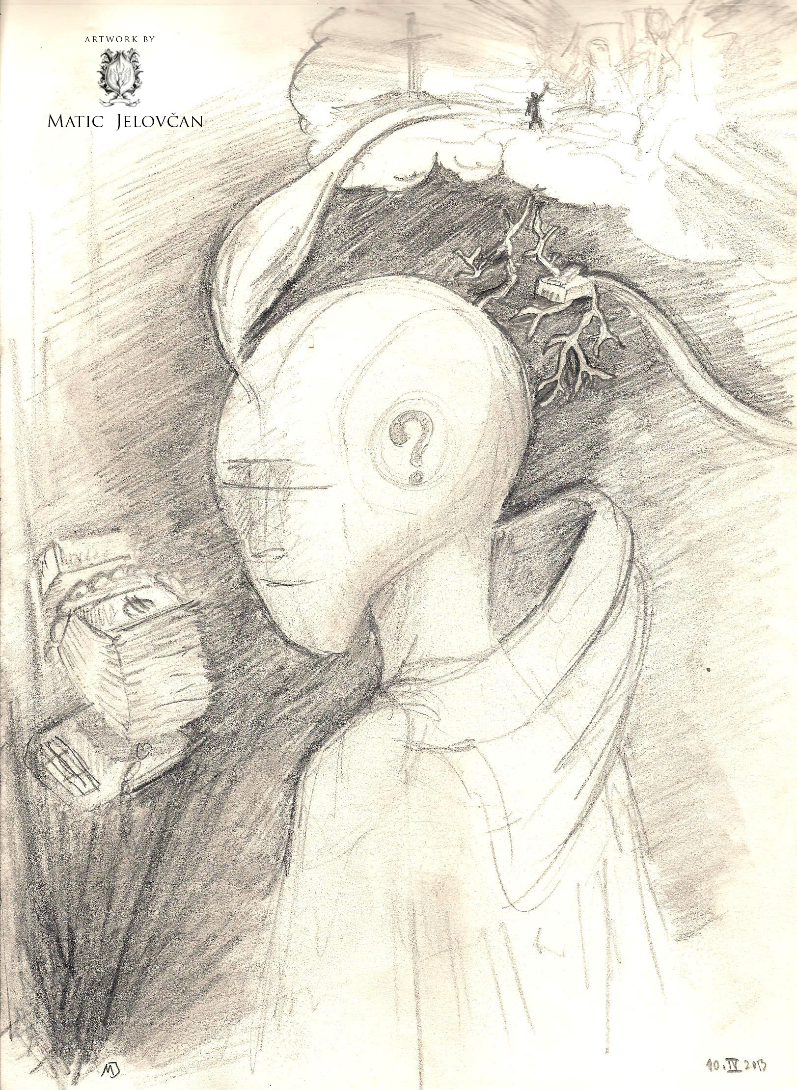 The Sketchbook 14