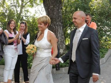My cousin gets married | Matic Jelovčan Design