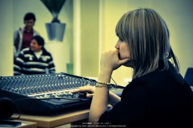 """20140422  DSC77921 384x255 - Pala's performance with """"Škofijska Gimnazija"""""""