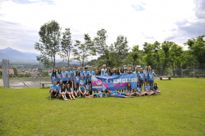 English Camp 2014 Kranj - Photos 2