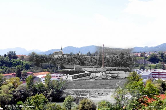 """20140808 1 DSC2404 579x384 - """"Old and New Kranj"""""""