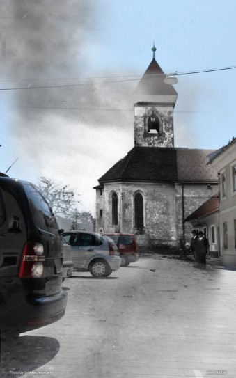 """20140808  DSC2407 339x543 - """"Old and New Kranj"""""""