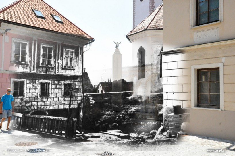 "20140808  DSC2414 818x543 - ""Old and New Kranj"""