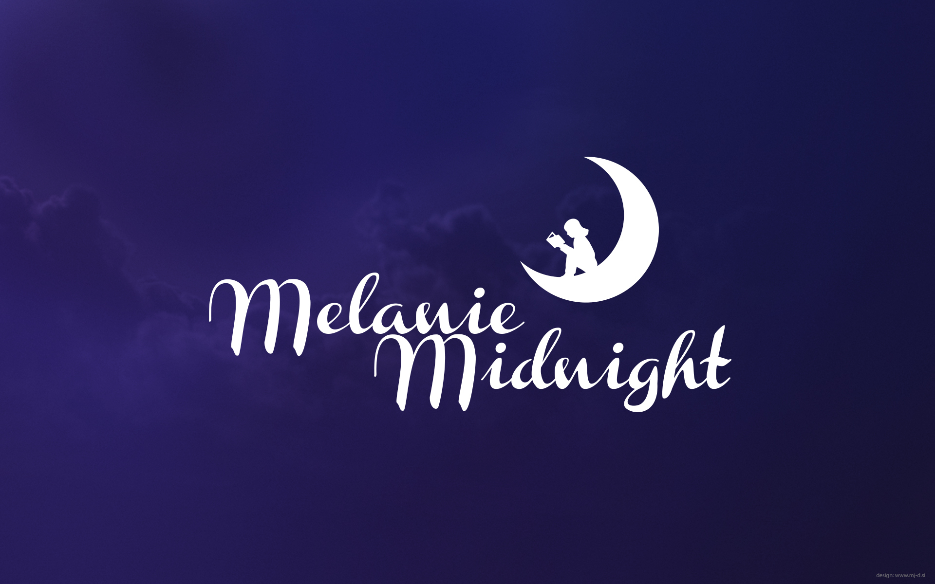 Logo and a cover for a blogger