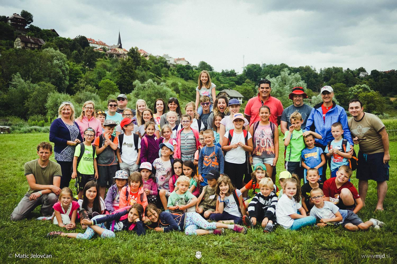 Kids Camp 2016, Radovljica | Matic Jelovčan Design