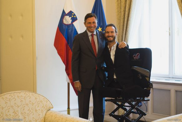 20160927 DSC03804 Edit 583x389 - Nick Vujicic in Slovenia, 2016