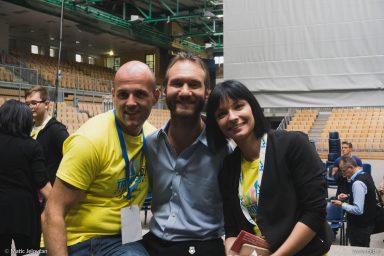 20160928 DSC05514 384x256 - Nick Vujicic in Slovenia, 2016