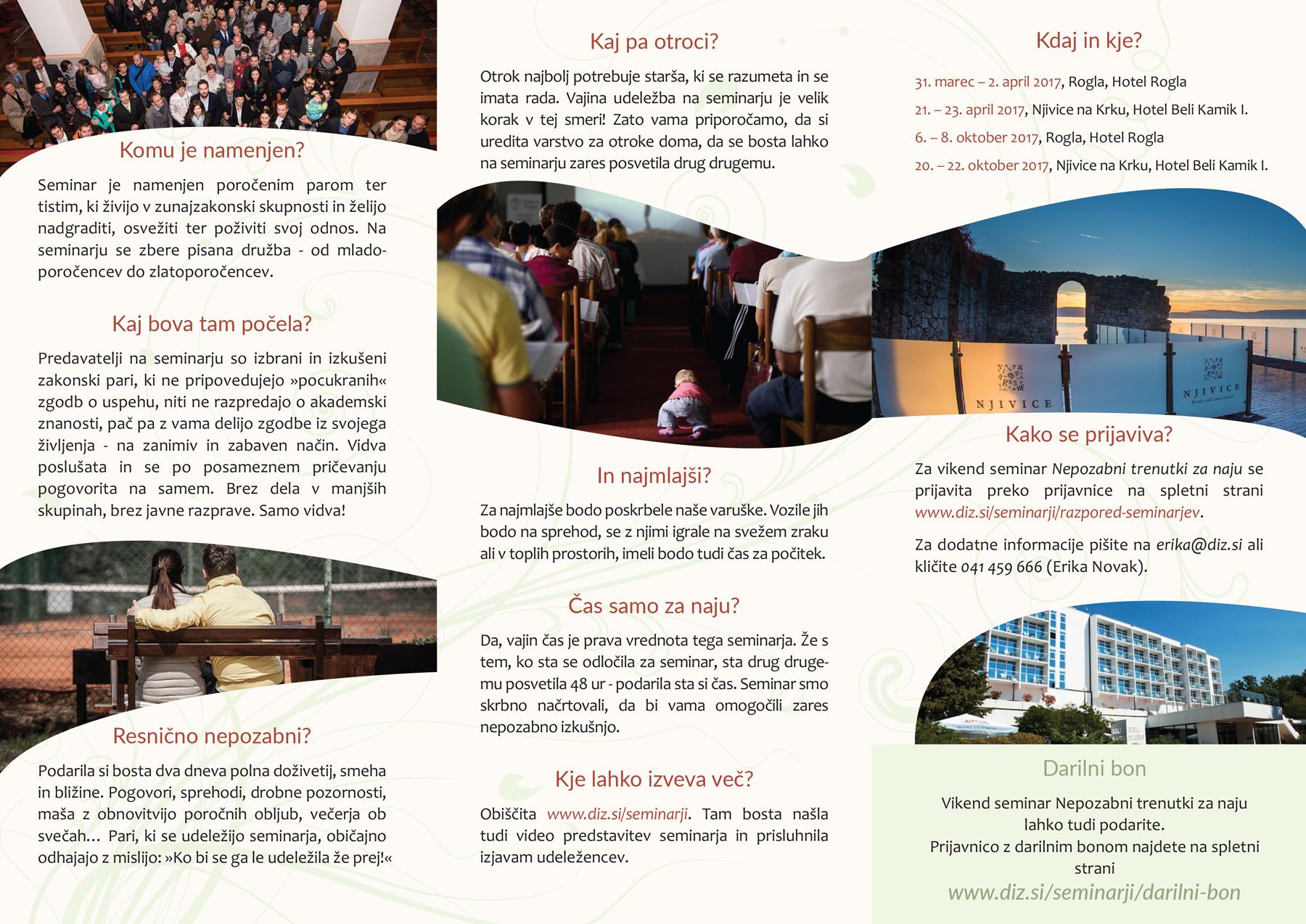 DIZ Laflet p2 - Leaflet for DIŽ