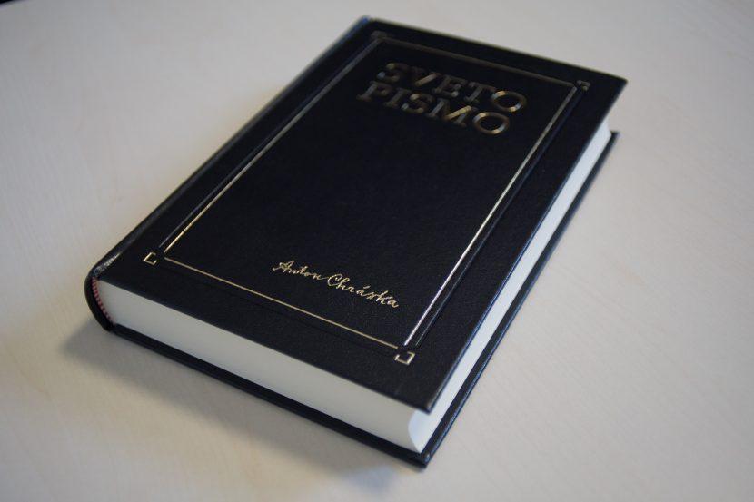 "112448 DSC01391 10mp 830x553 - ""New"" Chráska Bible in Slovene"