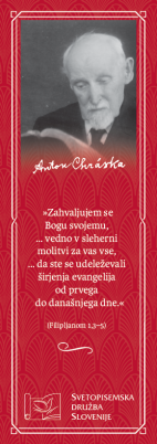 "kazalka front 142x402 - ""New"" Chráska Bible in Slovene"