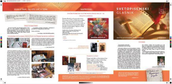 """Layout sp glasnik marec2018 v2.5 wCM p1 578x284 - Easter edition of the """"Svetopisemski glasnik"""""""