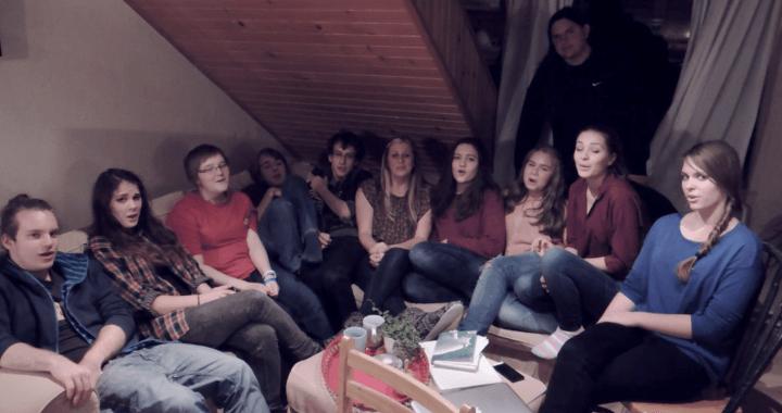 Short Trdna Skala video on Thanksgiving