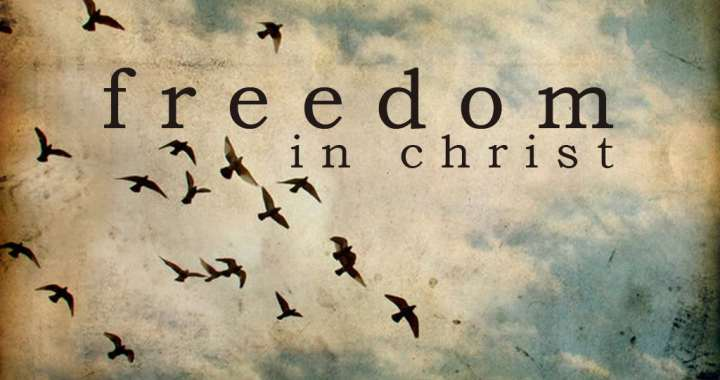 Why liberty and why Christ?