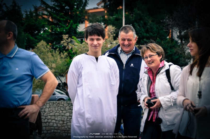 20140406  DSC76511 803x533 - Two baptisms in Crikvenica, 6.4.2014