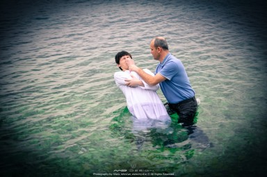 20140406  DSC76671 384x255 - Two baptisms in Crikvenica, 6.4.2014