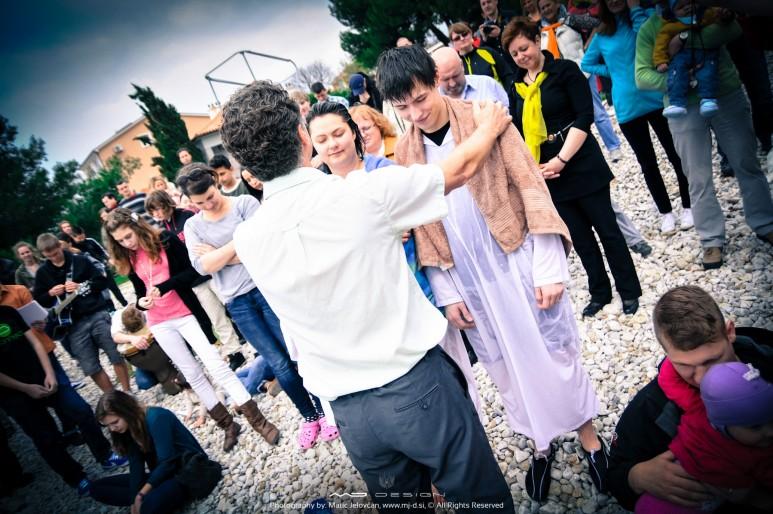 20140406  DSC77021 773x514 - Two baptisms in Crikvenica, 6.4.2014
