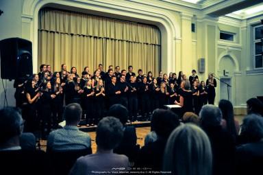 """20140422  DSC77941 384x255 - Pala's performance with """"Škofijska Gimnazija"""""""