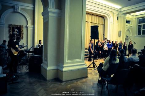 """20140422  DSC78121 472x314 - Pala's performance with """"Škofijska Gimnazija"""""""