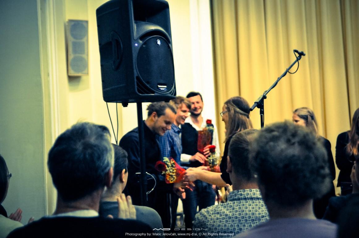 """20140422  DSC78191 1161x771 - Pala's performance with """"Škofijska Gimnazija"""""""
