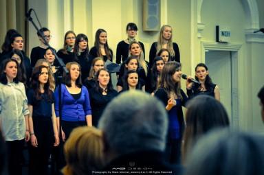 """20140422  DSC78281 384x255 - Pala's performance with """"Škofijska Gimnazija"""""""