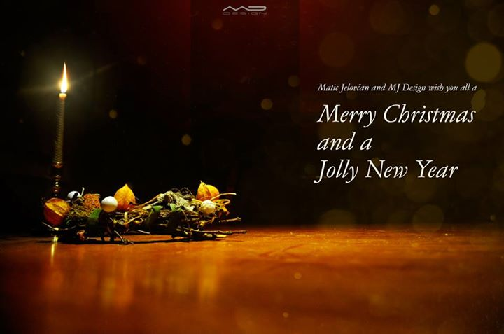 Merry Christmas and a Jolly New Year
