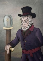 Scrooge MJD Version 178x252 - Latest drawings and sketches (Matic)