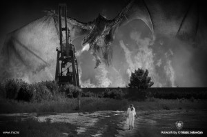 dragon 300x199 - The Demons of the Past