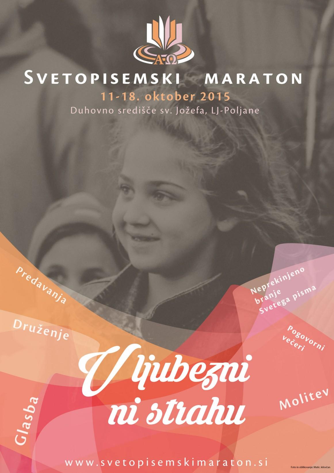 Plakat A3 1161x1642 - Svetopisemski maraton 2015