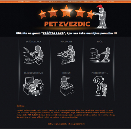 petzvezdic - Jack of many trades