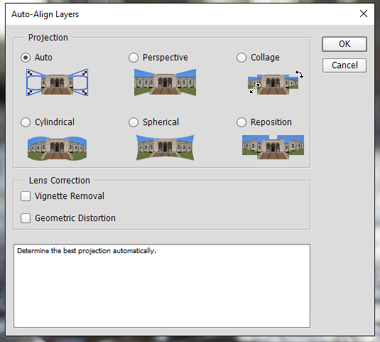 Align lightroom 2 - Long exposures without an ND filter