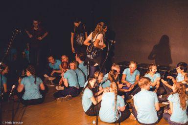 "20160807 DSC01738 384x256 - ""Alien"", Performing Arts Camp 2016 Show"
