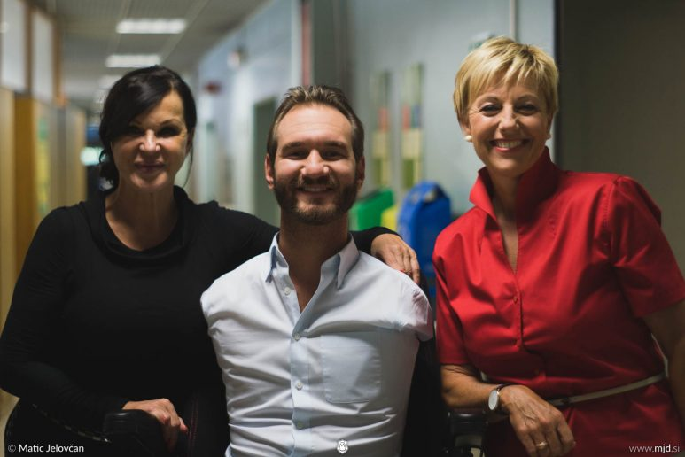 20160927 DSC04059 Edit 773x516 - Nick Vujicic in Slovenia, 2016