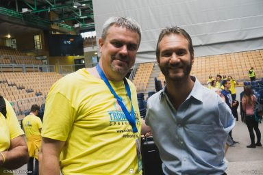 20160928 DSC05496 384x256 - Nick Vujicic in Slovenia, 2016