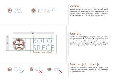 Kolo Srece Logo v4.2 3 384x273 - KOLO SREČE, a Logo for a Non-Profit Institute