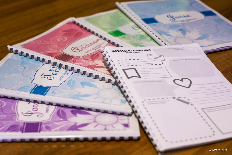 20161021 DSC07942 - Notebooks for Sundayschool