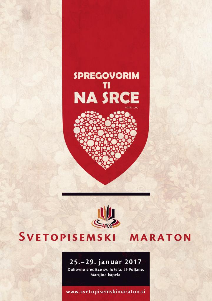 sp maraton plakat - Svetopisemski maraton 2017