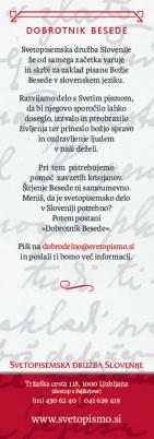 "kazalka back 141x402 - ""New"" Chráska Bible in Slovene"
