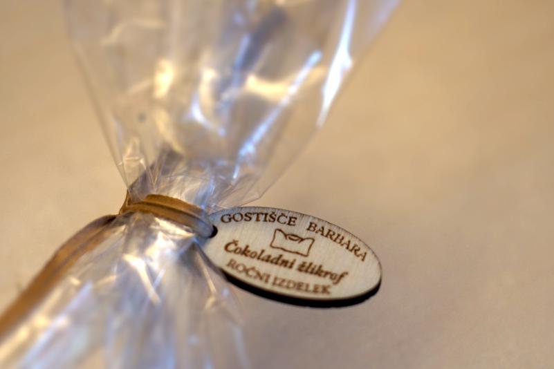 "DSC08148 801x534 - Culinary Innovation: ""Chocolate žlikrofi"""